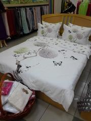 Предлагаем постельное белье,  ткань хлопковая
